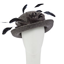 Buy John Lewis Fran Mini Bowler Felt Hat Online at johnlewis.com