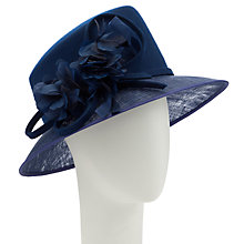Buy John Lewis Suzy Asymmetric Occasion Hat Online at johnlewis.com