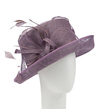 Buy John Lewis Gabbie Upturned Brim Occasion Hat Online at johnlewis.com
