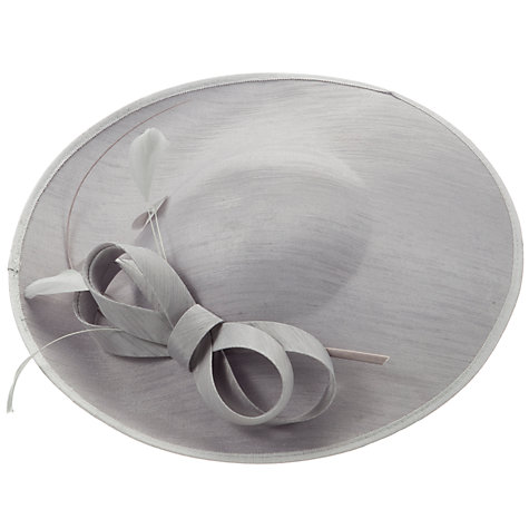 Buy John Lewis Grace Disc Fascinator Hat Online at johnlewis.com