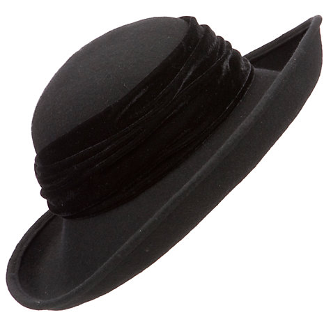 Buy John Lewis Fern Upturn Cloche Hat Online at johnlewis.com
