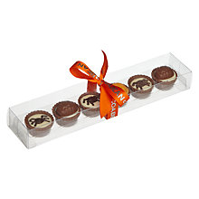 Buy Cocoabean Company Milk Chocolate Halloween Cupcakes, Set of 6 Online at johnlewis.com