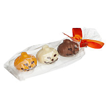 Buy Cocoabean Company Assorted Chocolate Pumpkin Trio, 90g Online at johnlewis.com