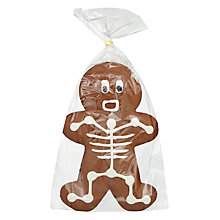 Buy Giant Skeleton Gingerbread Man, 200g Online at johnlewis.com
