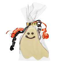 Buy White Chocolate Crispy Ghost, 24g, Assorted Online at johnlewis.com