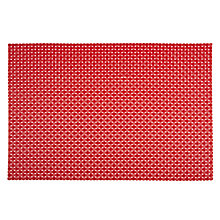 Buy House by John Lewis Woven Placemat, L32 x W45cm Online at johnlewis.com
