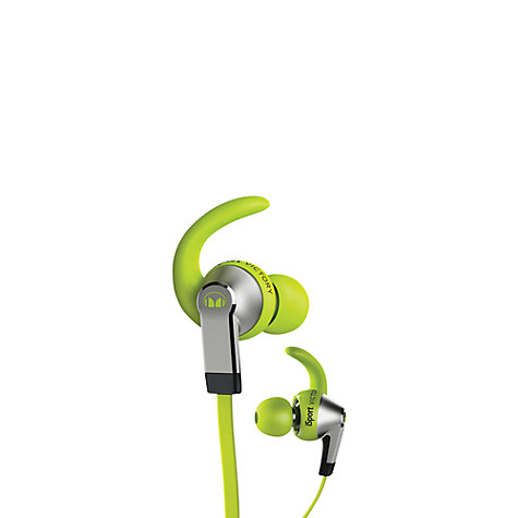 Buy Monster iSport Victory In-Ear Headphones with ControlTalk Online at johnlewis.com