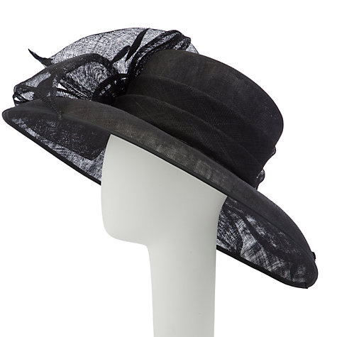 Buy John Lewis Sarah Curved Down Brim Occasion Hat Online at johnlewis.com