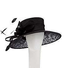 Buy John Lewis Uma Wide Brim Occasion Hat Online at johnlewis.com