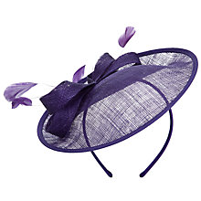 Buy John Lewis Beatrice Fascinator Online at johnlewis.com