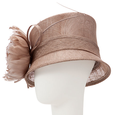 Buy John Lewis Scarlet Down Brim Occasion Hat Online at johnlewis.com
