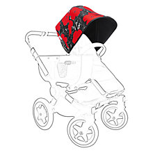 Buy Bugaboo Donkey Andy Warhol Sun Canopy, Flowers Online at johnlewis.com