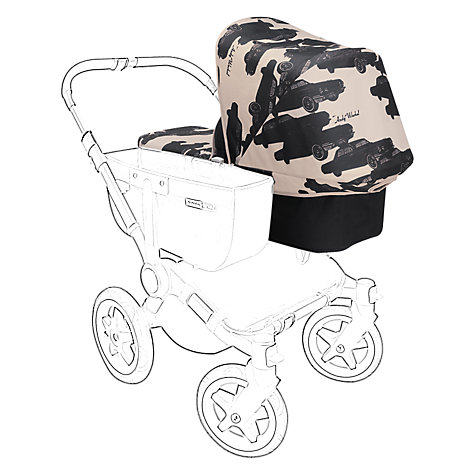 Buy Bugaboo Donkey Andy Warhol Tailored Fabric Set, Cars Online at johnlewis.com