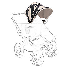 Buy Bugaboo Donkey Andy Warhol Sun Canopy, Cars Online at johnlewis.com
