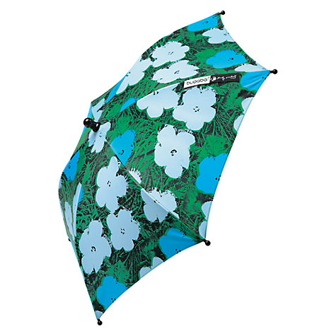 Buy Bugaboo Andy Warhol Parasol, Flowers Online at johnlewis.com