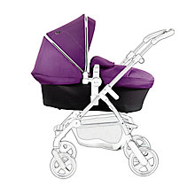 Buy Silver Cross Wayfarer Essentials Pack, Purple Online at johnlewis.com