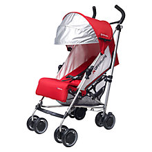 Buy Uppababy G-Luxe 2013 Stroller, Denny Red Online at johnlewis.com