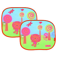 Buy Fisher Price Pop Up Zoo Sunshade, Pack of 2 Online at johnlewis.com