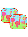 Fisher Price Pop Up Zoo Sunshade, Pack of 2