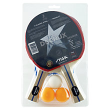 Buy Stiga Decrux Table Tennis Set Online at johnlewis.com