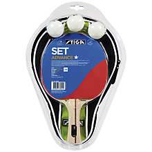 Buy Stiga Advance Table Tennis Set Online at johnlewis.com