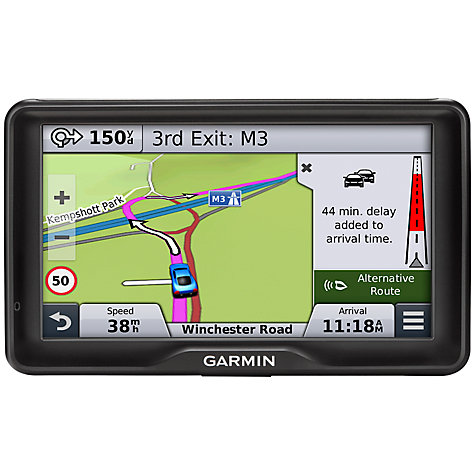 Buy Garmin nüvi 2797LMT GPS Navigation System, Free Lifetime Europe Maps and Traffic Online at johnlewis.com