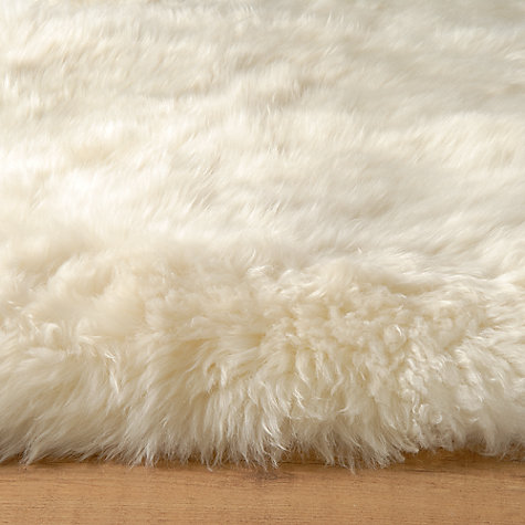Buy John Lewis Sheepskin, Quad Online at johnlewis.com