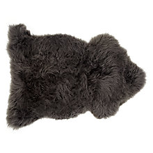 Buy John Lewis Sheepskin Rug Online at johnlewis.com