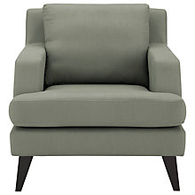Buy John Lewis Buzz Armchair, Porto Blue Grey Online at johnlewis.com