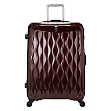 Buy Antler Framed Liquis 4-Wheel Medium Suitcase Online at johnlewis.com