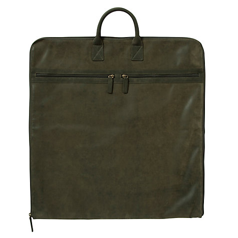Buy John Lewis Milano Suit and Garment Bag Online at johnlewis.com