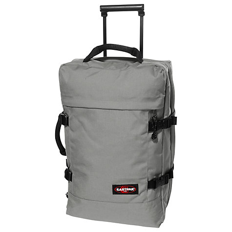 Buy Eastpak Tranverz S 2-Wheel Holdall Online at johnlewis.com