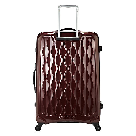 Buy Antler Framed Liquis 4-Wheel Large Suitcase Online at johnlewis.com