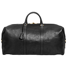 Buy Mulberry Clipper Leather Small Holdall Online at johnlewis.com