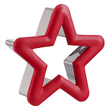 Buy Wilton Comfort Grip Star Cookie Cutter Online at johnlewis.com