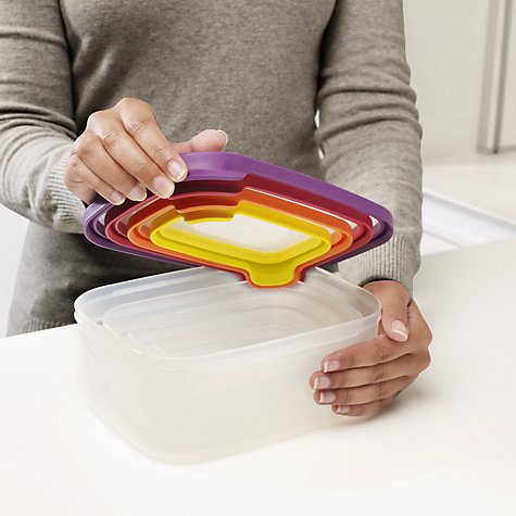 Buy Joseph Joseph Nested Storage Containers, Set of 4 Online at johnlewis.com