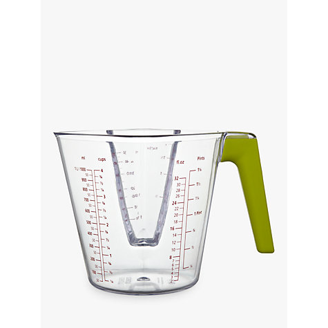 Buy Joseph Joseph 2in1 Measuring Jug Online at johnlewis.com