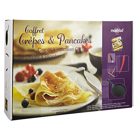 Buy Mastrad Crepe and Pancake Gift Set Online at johnlewis.com