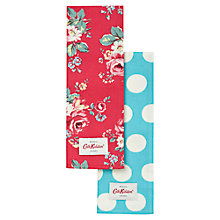 Buy Cath Kidston Kentish Road and Big Spot Tea Towels, Set of 2 Online at johnlewis.com