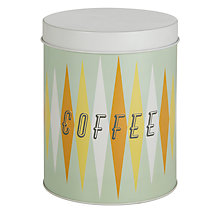 Buy Carnival by Hemingway Coffee Storage Tin Online at johnlewis.com