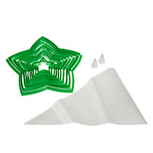 Buy Wilton Cookie Christmas Tree Cutter Kit Online at johnlewis.com