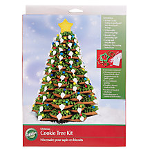 Buy Wilton Cookie Christmas Tree Kit Online at johnlewis.com