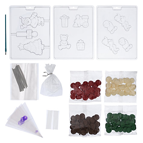 Buy Wilton Christmas Candy Chocolate Gift Set Online at johnlewis.com