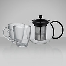 Buy Bodum Assam Tea Press Set, 1L Online at johnlewis.com