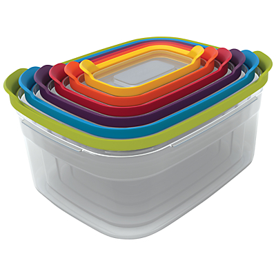 Joseph Joseph Nested Storage Containers, Set of 6