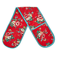 Buy Cath Kidston Kentish Road Double Oven Glove Online at johnlewis.com