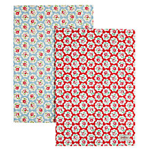 Buy Cath Kidston Tea Towels, Set of 2 Online at johnlewis.com