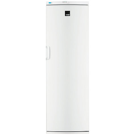 Buy Zanussi ZFU25200WA Tall Freezer, A+ Energy Rating, 60cm Wide, White Online at johnlewis.com