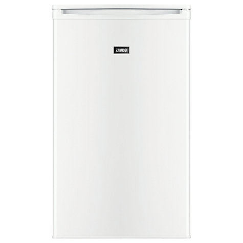 Buy Zanussi ZFG06400WA Freezer, A+ Energy Rating, 50cm Wide, White Online at johnlewis.com