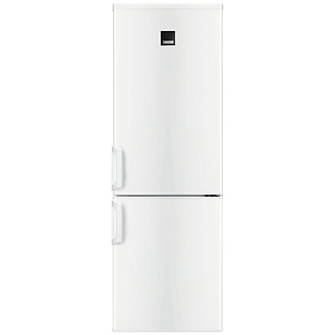 Buy Zanussi ZRB23200WA Fridge Freezer, A+ Energy Rating, 55cm Wide, White Online at johnlewis.com